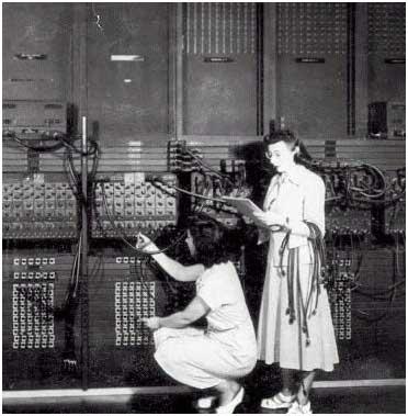 برنامه نویسی با کامپیوتر انیاک